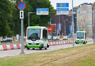 Driverless buses launch in Estonia with no major incidents