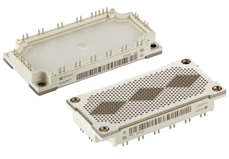 IGBT modules offer increased current rating of 150A