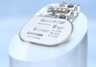 BIOTRONIK launches its lightest MR-conditional pacemakers