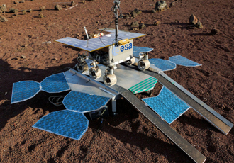 Agreement to bring research vehicle to Mars' surface