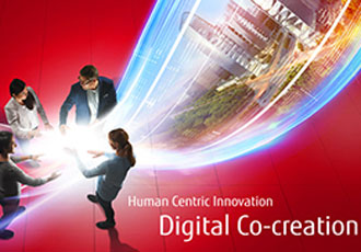 Discover 'Human Centric Innovation' at Fujitsu Forum 2017