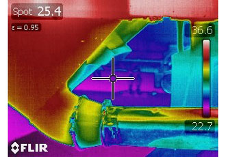 Going back to basics with capturing thermal images