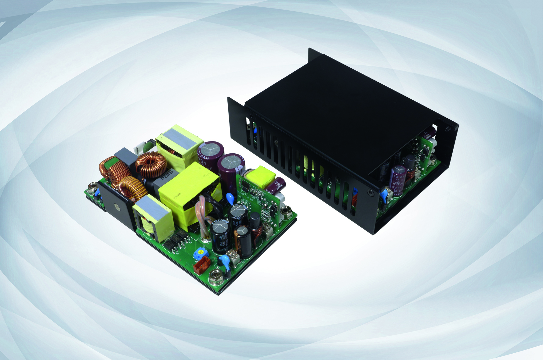 AC/DC power supply for medical applications