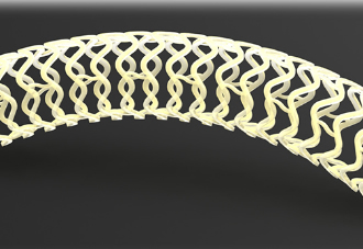 Bioresorbable coronary scaffold has been cleared in Europe