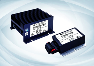DC/DC converters function as decentralised power supplies in vehicles