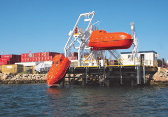 Survitec adds engineers to lifeboat servicing programme