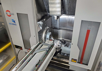 Brake manufacturer doubles automated production capacity