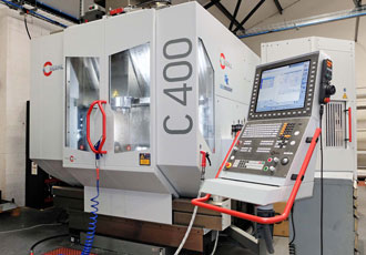 F1 subcontractor expands with 5-axis machining