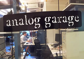 "ADI moves its ""Analog Garage"" to downtown Boston"