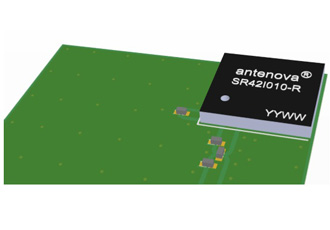 Low-profile antenna targets applications using LPWAN protocols