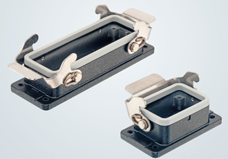 Connector housings protect against immersion in water
