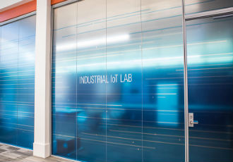 Industrial IoT Laboratory encourages collaboration