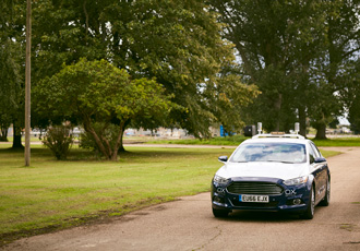 Project puts autonomous vehicles on the roads around Oxford
