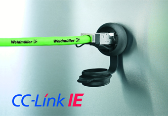 CC-Link IE connectivity products developed to drive Industry 4.0