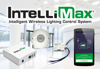 Wireless lighting control system on show at LIGHTFAIR 2017