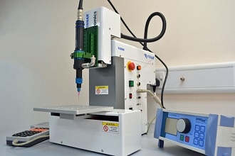 Precision epoxy dispensing boosts quality and yield at harness maker