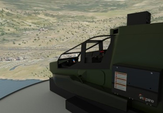Targeted fidelity simulator to be showcased for the first time at DSEI