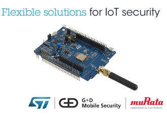 Bringing flexible security solutions to IoT devices