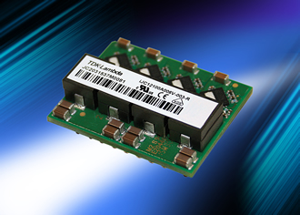 Digitally controlled PoL converter is PMBus compliant