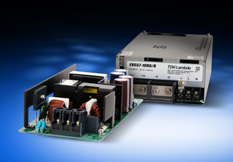 Constant current power supplies for water purification systems