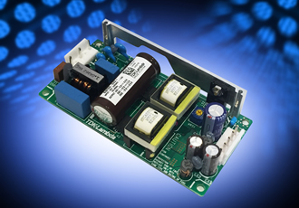 35W triple output power supply simplifies system integration