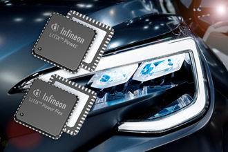 LED front light applications benefit from LITIX LED drivers