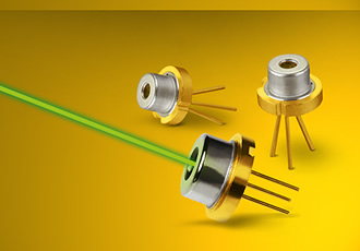 520nm laser diodes suit biomedical applications