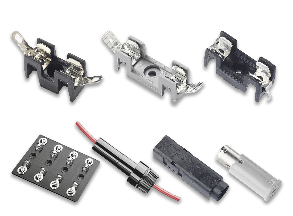 Driving Improvements For Surface Mount Fuse Performance Fuses Types Of Littelfuse Blocks Eliminate The Necessity To Compromise On Size Read Less