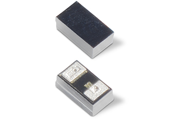 Unidirectional ESD protection comes in a 01005 flip chip package