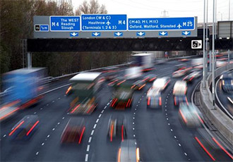 Vehicle platooning to be trialled on UK roads