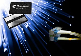 Single-wire serial EEPROM enables remote identification
