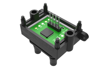 Pressure sensor suitable for medical and automotive applications
