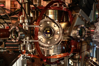 Ultracold molecules could provide 'qubit' material