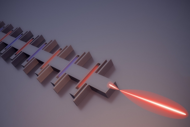 Terahertz laser could be used for chemical detection