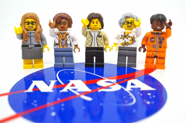 Herstory of US Space Programme to become official LEGO set