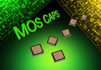 MOS capacitors deliver temperature stable solutions