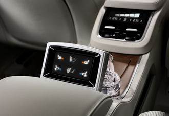 MTA's touch display suits Volvo XC90 SUV