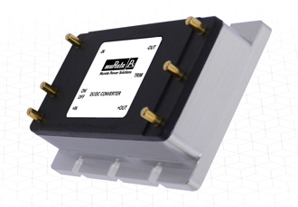 DC/DC converters deliver reliability for railway applications