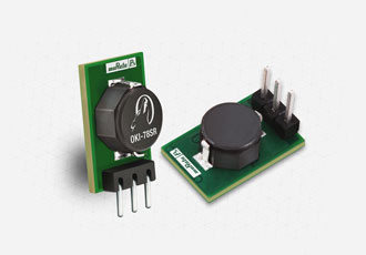 DC/DC converter range extended for embedded applications