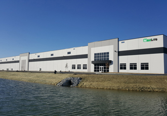 New US distribution centre guarantees two-day shipping