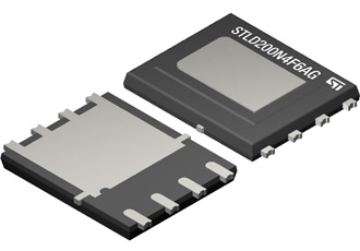 Automotive power MOSFETs simplify system thermal management