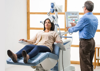 Transcranial magnetic stimulation therapy cleared by FDA