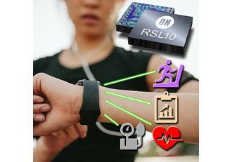 Bluetooth low energy SoC suits the IoT