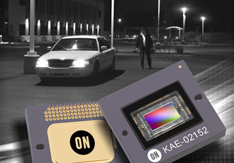 Image sensors target medical and military applications
