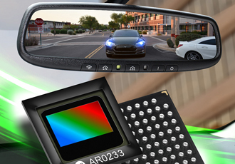 Next-gen automotive image sensors deliver 120dB UHDR