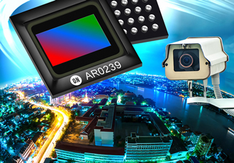 Digital image sensor suitable for security applications