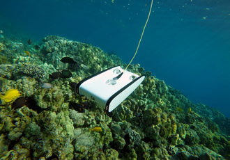 Underwater drone unlocks access to the ocean for researchers