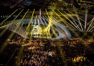 Osram named Eurovision's official lighting partner