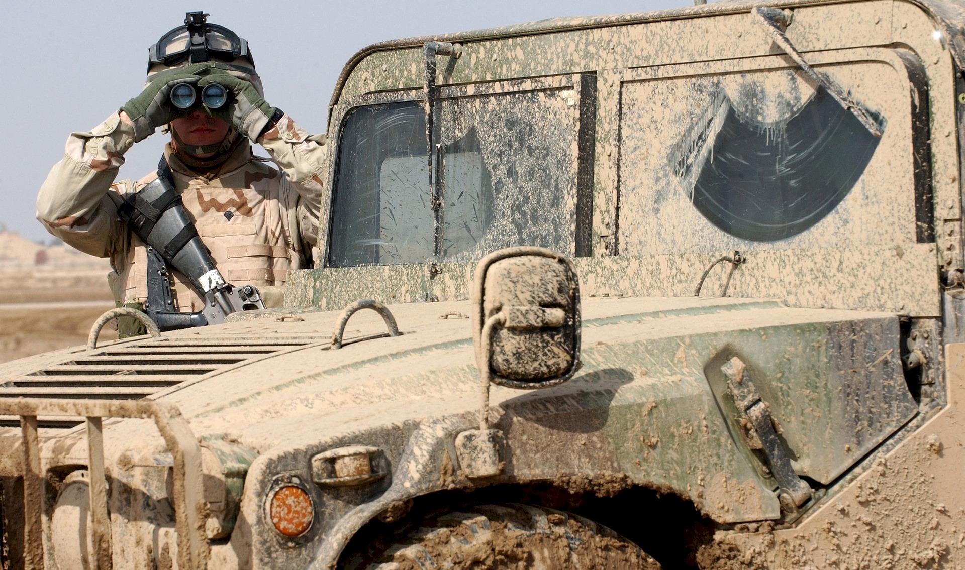 Managing submersion for military vehicles