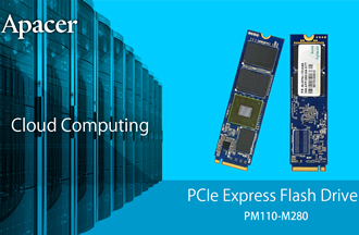 Apacer launches NVMe PCIe SSD